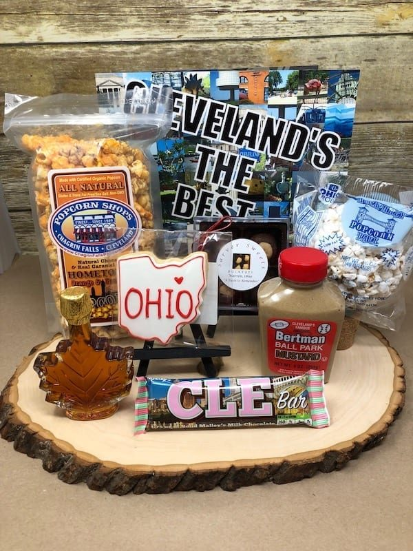 Ohio themed gifts