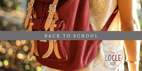 September – Back To School