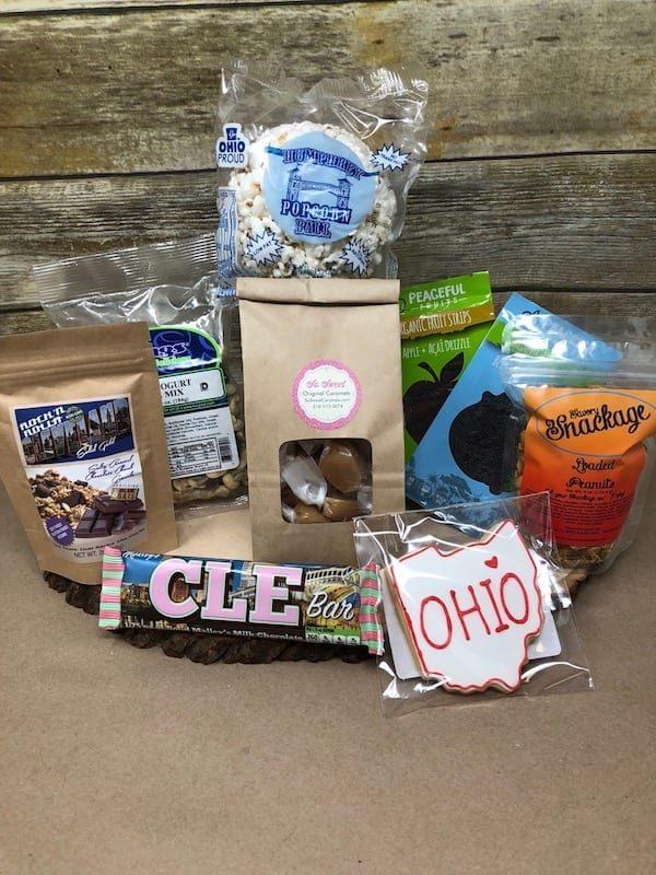 Ohio food baskets