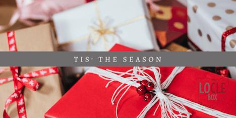 December: Tis' the Season