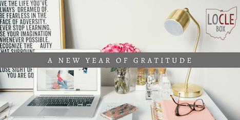 January: A New Year of Gratitude
